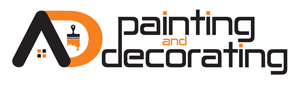 AD Painting & Decorating's Logo